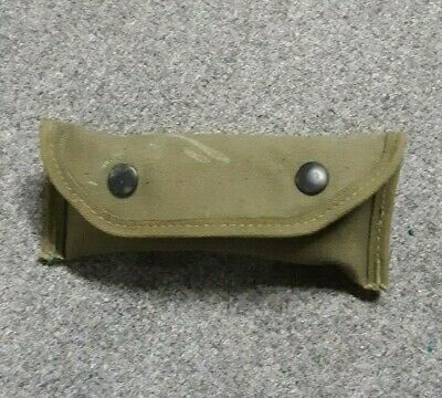 WW2 1944 US Army WWII Grenade Launcher Sight original cosmoline packaging #358