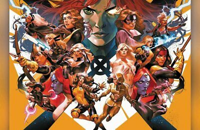 HOUSE OF X #2 4th Print POWERS CONNECTING PUTRI VARIANT COVER RARE NM EXCLUSIVE