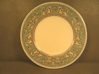 Wedgwood Florentine Turquoise Salad Plate 8 inches