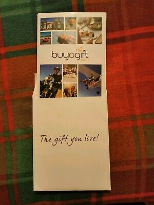 🛍 Bungee Jump Gift Card Voucher Buyagift.com Expiry May 2020