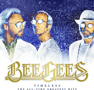 Timeless: The All-Time Greatest Hits by Bee Gees (CD, Apr-2017, Capitol) *NEW*