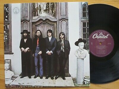 Rare Vintage Vinyl-The Beatles-Hey Jude-Capitol SW-385-EX
