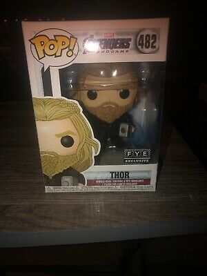 Funko Pop! Avengers Endgame Thor Duel Weapon FYE Exclusive