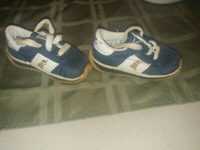 Vintage E.T Baby Boys Shoes From Buster Brown 1980's Movie Sz 3 M extremely rare