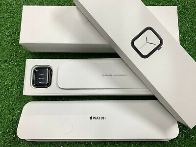 Apple Watch Series 4 Space Gray 40mm Aluminium [GPS+Cell] AU STOCK Sports Bands