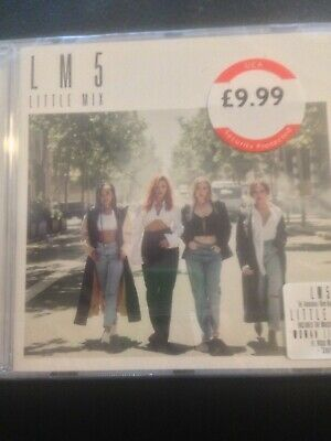 LITTLE MIX LM5 CD (Released November 16th 2018)