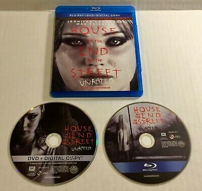 House at the End of the Street - Blu Ray + DVD