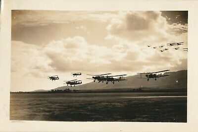 1930s Wheeler Field review US Army Air Corp Oahu Hawaii airplanes Photo #5