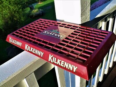 KILKENNY BEER TRAY. Great condition.  Extremely collectable.  44 cm x 24.5 cm.