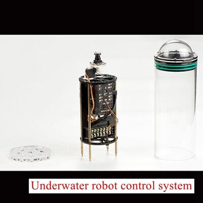 electronic sealed cabin Underwater robot control system electronic cabin ardusub