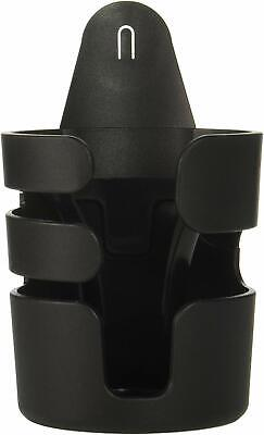 BUGABOO CUP HOLDER for Bugaboo Pushchairs, Black **NEW** FREE SHIPPING