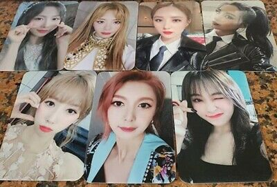 Dreamcatcher Raid Of Dream MyMusicTaste MMT Pre-Order Photocard Kpop Album