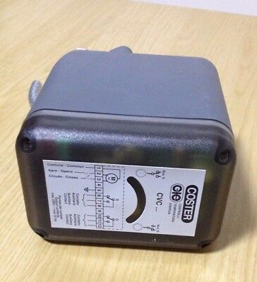 Coster Cvc Reversable 90 Degree Rotary Actuator  Cvc014 24V