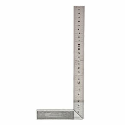 30cm/12 inch Metal Engineers Try Square Set Measurement Tool Right Angle 90 H6I6