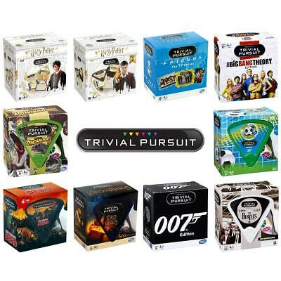 Trivial Pursuit Bite Size Game> Harry Potter> Friends> The Big Bang Theory &more