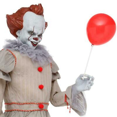 Halloween Lifesize Animated IT THE MOVIE PENNYWISE CLOWN GEMMY Prop IN STOCK