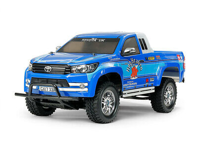 Tamiya 1/10 RC Toyota Hilux Extra Cab (CC-01 Chassis) # 58663
