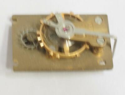 Good Clock Platform Cylinder Balance Platform Escapement Carriage Mantel Clock g