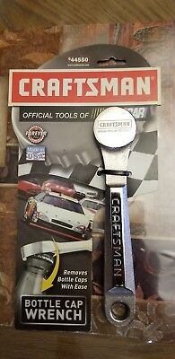 Craftsman Forged In Usa Nascar Wrench Bottle Cap Opener