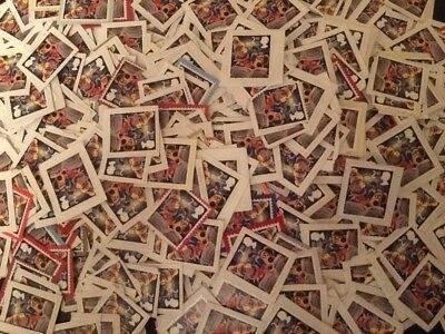 1500 2nd Class Wallace & Gromit stamps On Paper FV £915 Mint Condition Unfranked