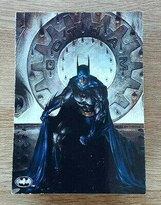 . Batman Saga of the Dark Knight by Skybox in 1994. Complete 100 card base set.