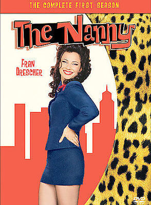 The Nanny - The Complete First 1st Season DVD  -  LIKE NEW!!!  -  Free Shipping!