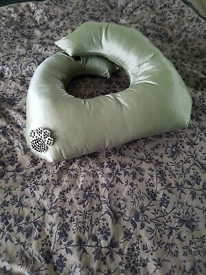 Topknot Grooming Pillow Cushion