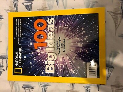 National Geographic 100 Big Ideas