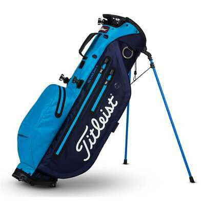 New In Stock Titleist 2019 Players 4 StaDry Stand Bag (Navy/Process Blue)