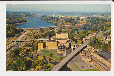 Olympia Brewing Company; 1960's Tumwater, Washington postcard; unposted