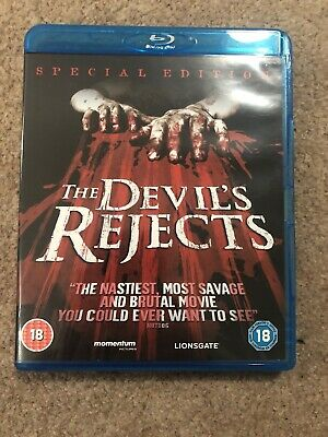 The Devil's Rejects (Blu-ray, 2008) SPECIAL EDITION (horror)