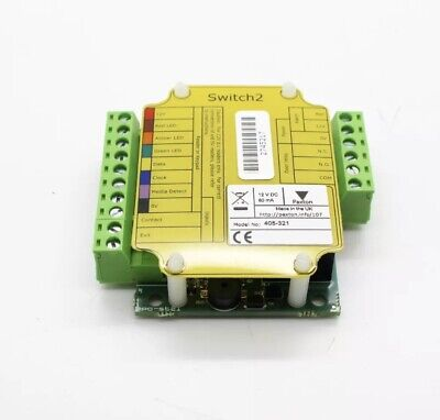 Paxton Switch2 Single Door Control Unit Controller 405-321