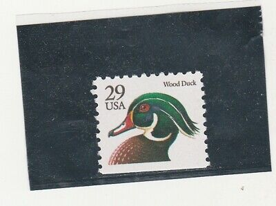 Scott # 2484   US Wood Duck  M/NH  O/G  Booklet