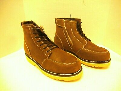 Speed And Strength Overhaul Boot Size 12 Brown Closeout