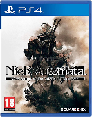 NieR: Automata Game of the YoRHa Edition PS4 (Sony PlayStation 4, 2017) New