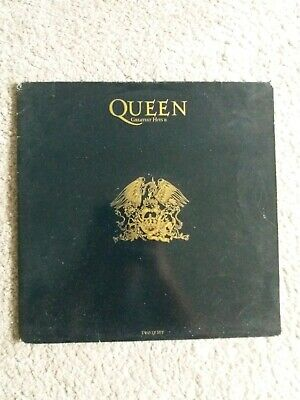 """Vinyl 12"""" LP - Queen - Greatest Hits II - First Pressing - Good/Plus Cond -"""