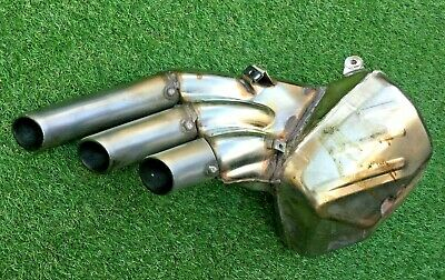 MV Agusta Brutale 800 Exhaust Silencer With Heat Shield