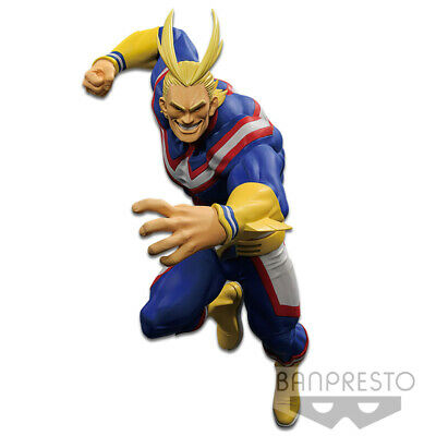 Banpresto My Hero Academia Anime the Amazing Heroes Figure Toy All Might BP39568