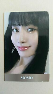 TWICE - 8th mini album FEEL SPECIAL Official Photocard Photo Card - Momo