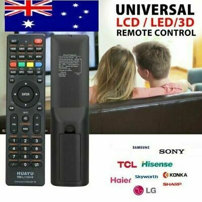 Universal LCD/LED/3D TV Remote For Samsung/Panasonic/TCL/TOSHIBA/PHILIPS/JVC/LG