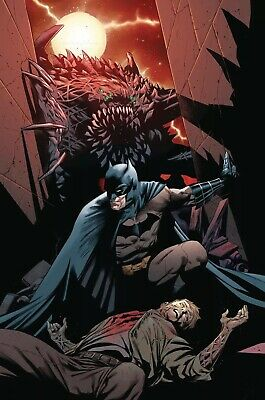 Detective Comics #1018 (2020) Cover A 1/1/20 Free Shipping Available