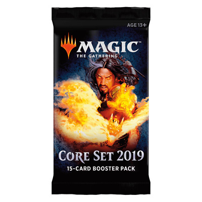 Magic The Gathering Booster Pack - Core Set 2019