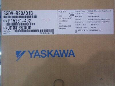 1PC Yaskawa SGDV-R90A01B AC Servo Drive SGDVR90A01B New In Box
