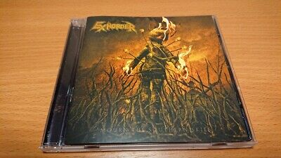 Exhorder - Mourn The Southern Skies(2019)CD