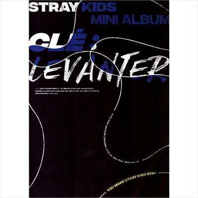 Stray Kids - Cle : Levanter [Limited Edition] Pre-order Benefit+Poster NEW