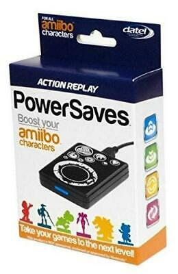 Datel Action Replay - Amiibo Power Saves for Nintendo WiiU and 3DS