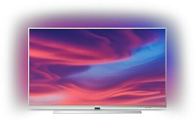 PHILIPS 55 Zoll/139cm 4K UHD LED TV Fernseher 3-fach Ambilight Android HDR 10+