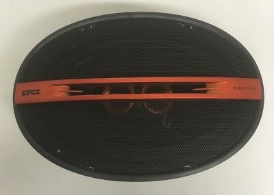 """Edge 6X9"""" Coaxial. Complete With Grills, Edst219-E6 6X9 2017 Version"""