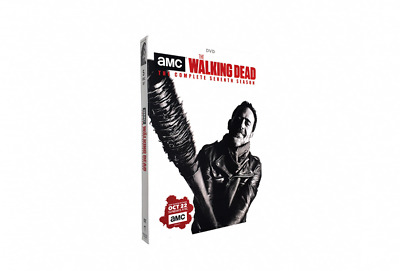 The Walking Dead Season 7(DVD, 2018, 5-Disc Set)NEW