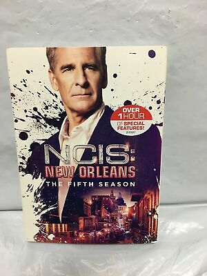 Ncis: New Orleans: Season 5 Dvd - The Complete Fifth Season [3 Discs] - New